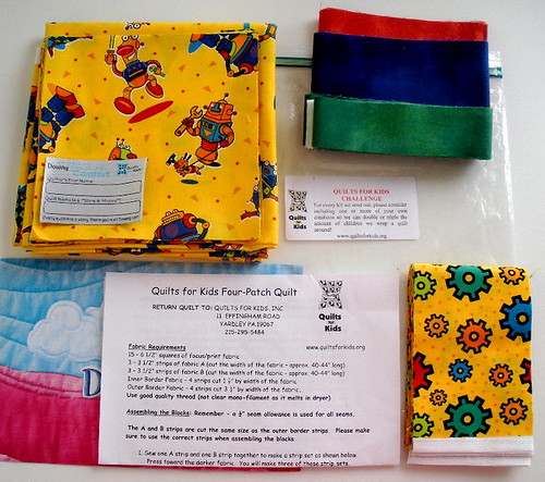 Quilts for Kids Package