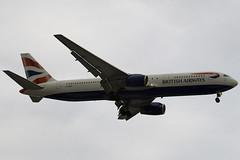 G-BNWT - 25828 - British Airways - Boeing 767-336ER - Heathrow - 080318 - Steven Gray - IMG_0929