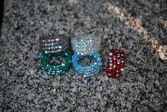 Anillos acero memoria (shoniaes) Tags: anillos
