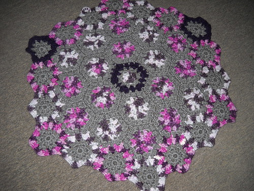 hex blanket