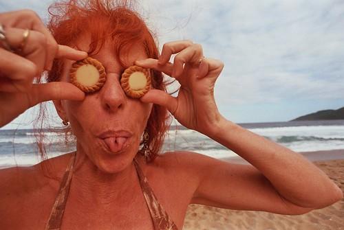 mama y sus ojos bionicos