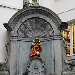 Manneken Pis Photo