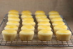 Lemon Meringue Cupcakes (Martha Stewart)