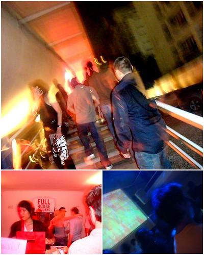 bangkok party scene