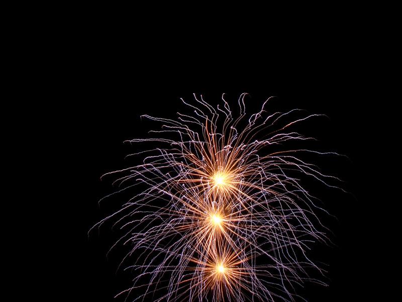 Triple Firework