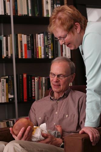Grammie and Granddad Meet Felicity