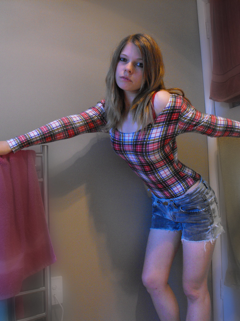 Young Teen Exercising Stock Image Image Of Lady Casual: The World's Best Photos By RachelMarie@