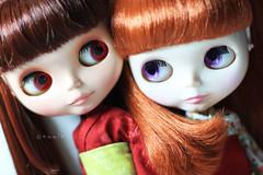 Refia & Vanille