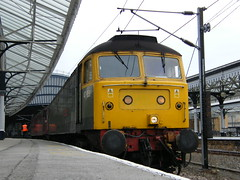 47851 at York (Sparkies photos) Tags: york 47851 57601 wcrc