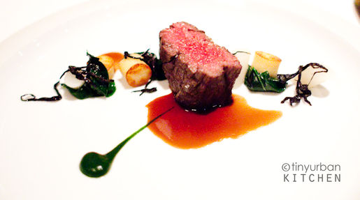 French Laundry Beef