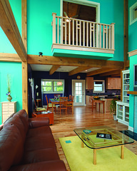 The Sandhill Crane Timber Frame Home - Great Room (Riverbend Timber Framing) Tags: homes house canada home beautiful architecture america design us cabin gallery exterior unitedstates floor crane timber vibrant interior cottage frame northamerica framing custom plans hybrid luxury sandhill spaces timbers riverbend cabins timberframe timberframehomedesign customhomedesign timberframeplans