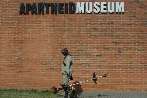 种族隔离博物馆