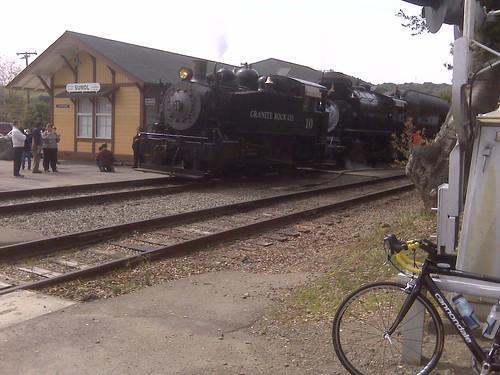 Sunol Steam Train