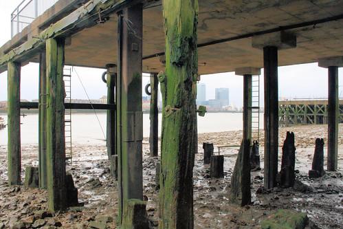 Under the pier - 3