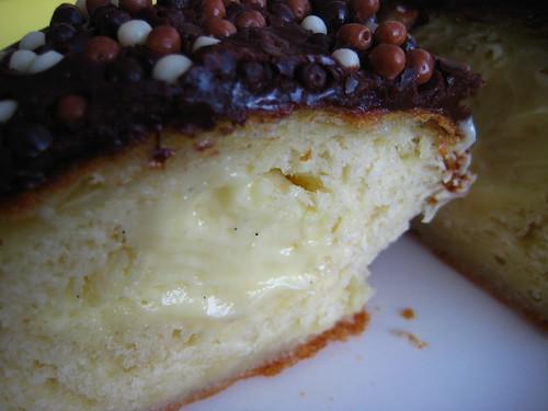 Bouchon's Chocolate Doughnut