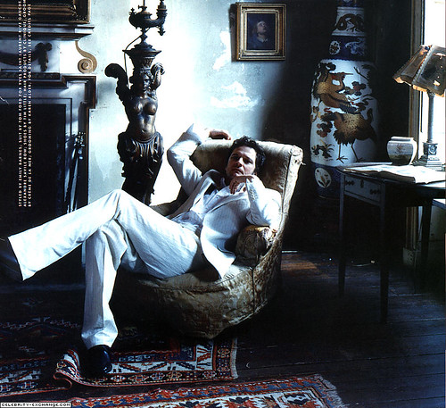colin-firth lounging