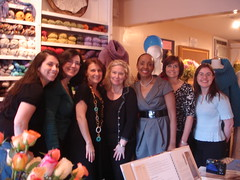 Shirley & Westport Yarns staff