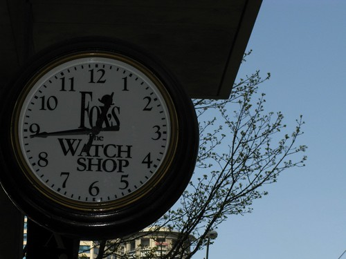 Fox's Watch Shop