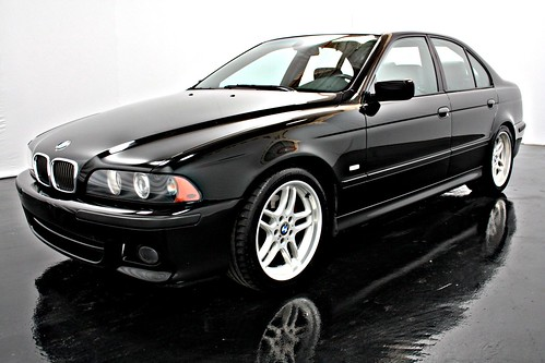 crystal clean auto detailing black bmw