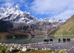 Take the Long Way Home (craigkass) Tags: nepal lake trekking himalaya khumbu everest gokyo gokyolake unseenasia earthasia