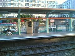 LRT Hung Shui Kiu stop