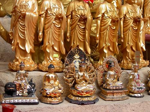 IM005326  Buddha Statues