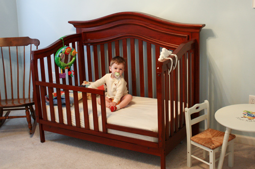 crib toddlerbed-2