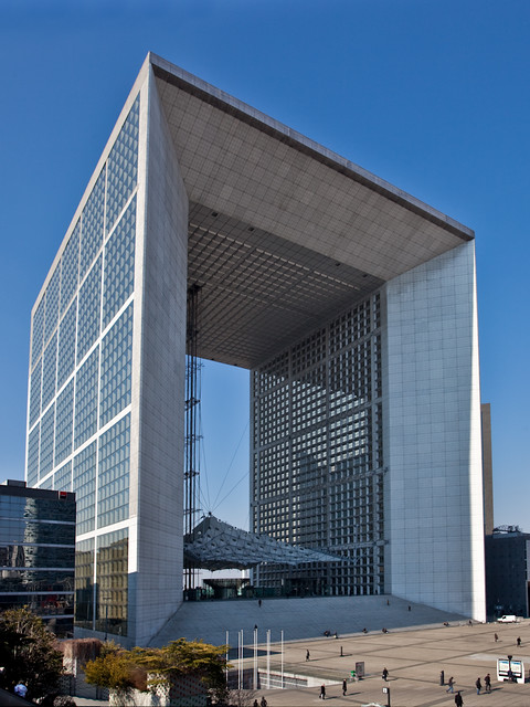 Grande Arche de la Défense - France