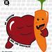 Mi corazón ama los vegetales!