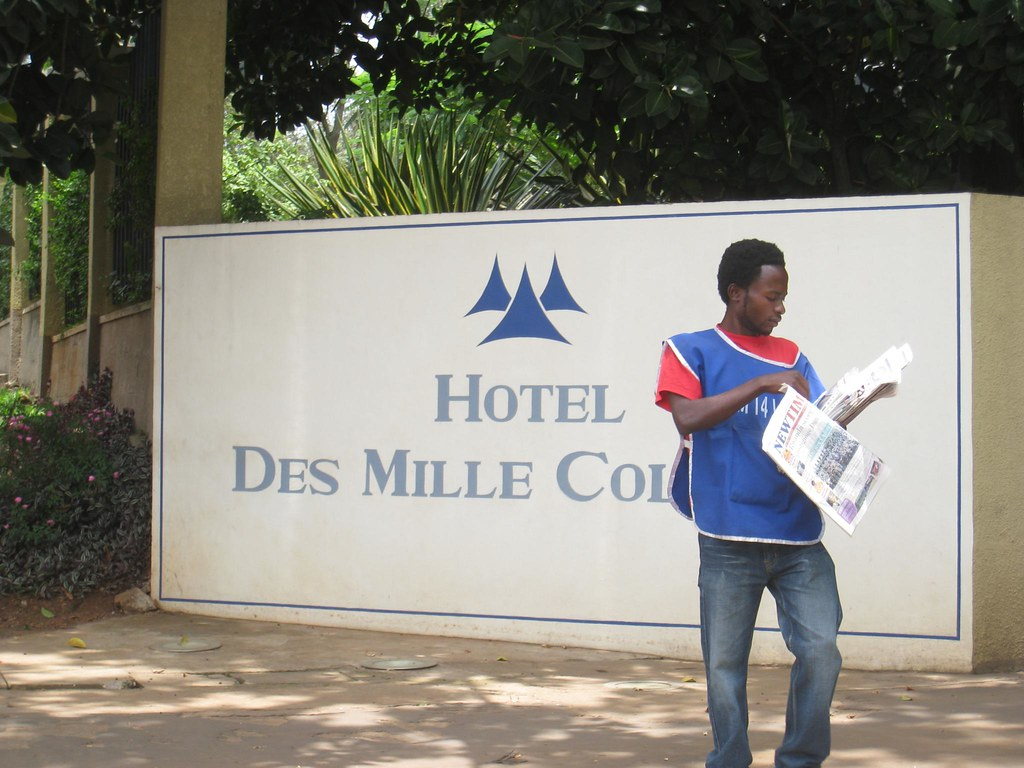 Hotel Des Mille Collines (Hotel of a Thousand Hills)