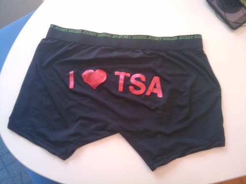 My new travvelin' undies!