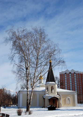 Церковь Воскресения Словущего ©  akk_rus