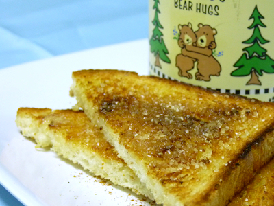 E.A.T World: Greece, Cinnamon Toast