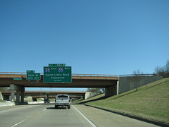 Why Not Just Say 30? (US 71) Tags: highways arkansas roadsigns highwaysigns i30 bgs interstate30 i630 interstate630