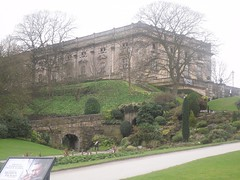 Nottingham Castle (crwilliams) Tags: nottingham nottinghamshire date:month=april date:day=6 date:wday=tuesday date:hour=11 date:year=2010