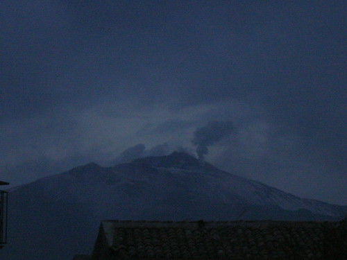 april 2010. from Etna, 8 April 2010
