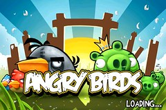 Angry Birds, iphone