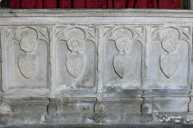 Tomb of John Wales, Raunds, Northamptonshire