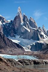 Cerro Torre (Geoff Wise) Tags: patagonia mountain snow ice argentina place glacier glaciar cerrotorre elchaltn