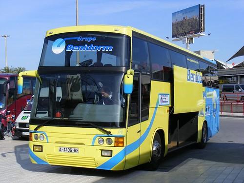 Transporte en Benidorm