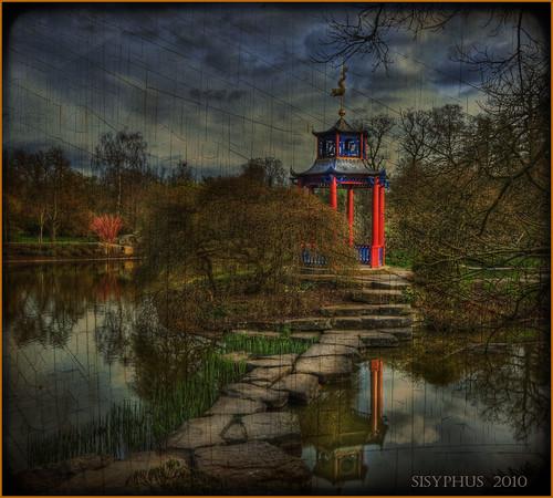 Cliveden Water Garden