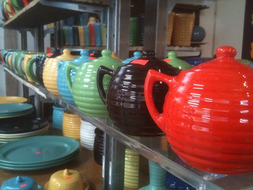 Bauer Pottery Showroom Sale