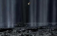 Casini en Encélado