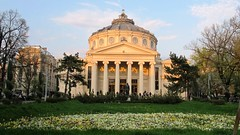 Bucharest in Romania a city of architectural contrast #7