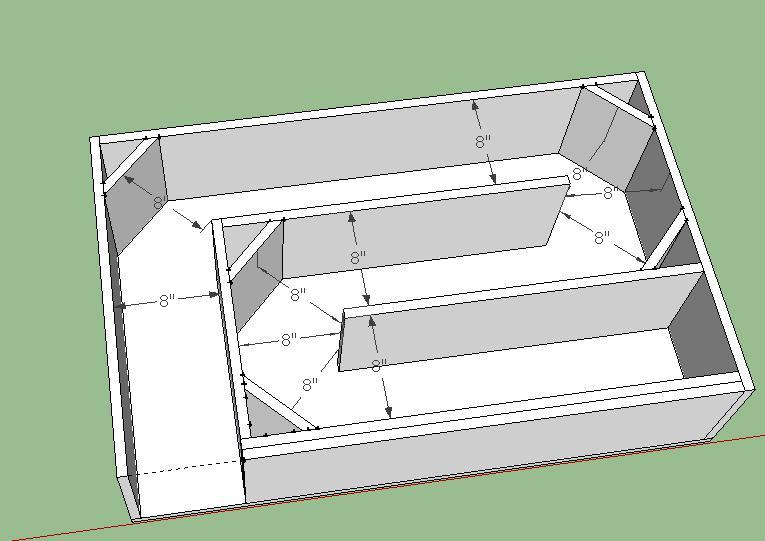 Transmission lines or t lines techtalk speaker building audio