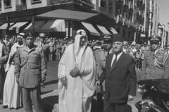 Sami Solh;Saud Ibn Abdul Aziz [RF: Saudi Arabia RF] (K_Saud) Tags: lebanon during king visit east saudi arabia middle foreign rf aziz sami ibn relations saud timeincown solh abbdul 933084