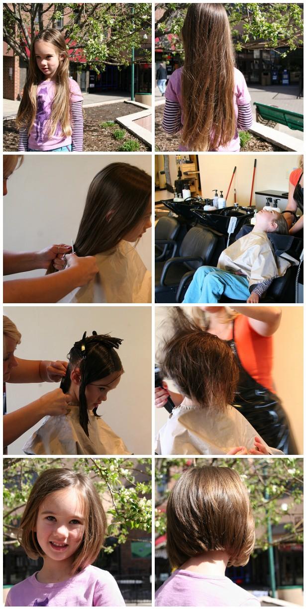 lily haircut