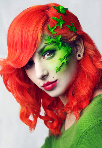 poison ivy comic book character. Poison Ivy!