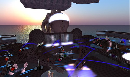 builders in second life on icemoon