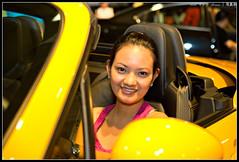 DSC_0018 (maikudesu) Tags: cars models carshow carshowwomen